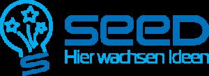Logo Seed - Hier wachsen Ideen